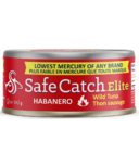 Safe Catch Elite Wild Tuna Habanero Mint