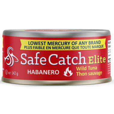 Safe Catch Elite Wild Tuna Habanero Mint
