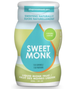 SweetMonk Liquid Monk Fruit Natural Sugar Alternative