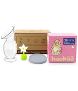 Haakaa Breast Pump New Mum Starter Kit Pack