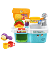 LeapFrog Scrub'n Play Smart Sink