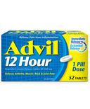 Advil 12 Hour Extended Release Tablets