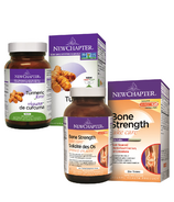 New Chapter Inflammation Relief Bundle