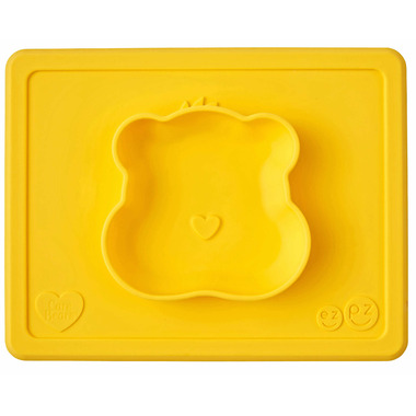 ezpz Care Bears Bowl Funshine Bear Marigold
