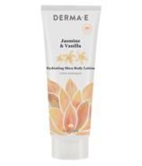 Derma E Jasmine & Vanilla Hydrating Shea Body Lotion
