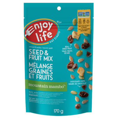 Enjoy Life Not Nuts Seed & Fruit Mix Mountain Mambo