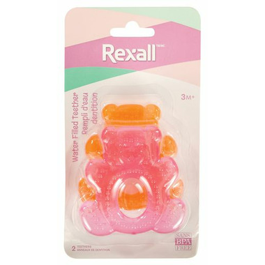 Rexall Water Filled Teether