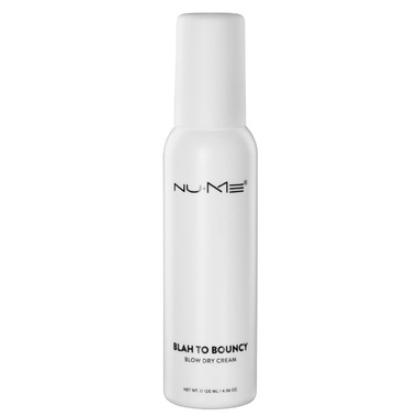 NuMe Blah To Bouncy Blow Dry Cream