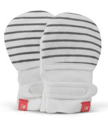 goumikids Stripe Grey Mitts