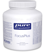 Pure Encapsulations FocusPlus