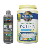 Garden of Life Protein & MCT Bundle