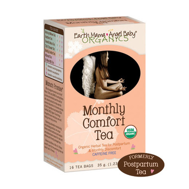 Earth Mama Angel Baby Monthly Comfort Tea