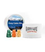 Happy Wax Eco Tin Cozy Cabin Mix