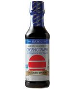 San-J Organic Gluten-Free Tamari Soy Sauce Reduced Sodium
