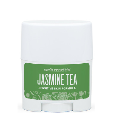 Schmidt\'s Deodorant Jasmine Tea Sensitive Skin Travel Size Deodorant