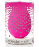 beautyblender Original Pink Sponge + Mini Solid Cleanser Kit