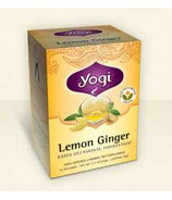 Yogi Tea Lemon Ginger Tea