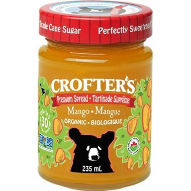 Crofter\'s Organic Mango Premium Spread