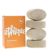 Ethique Gingersnap Solid Face Scrub