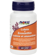 NOW Foods Lutein & Zeaxanthin Softgels