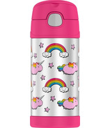 Thermos FUNtainer Insulated Bottle Unicorn
