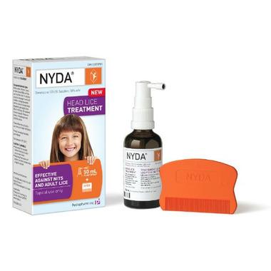 NYDA Head Lice Treatment Kit