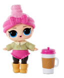 L.O.L Surprise Winter Chill Hangout Spaces with Cozy Babe Doll