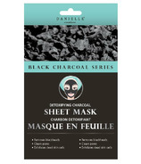 Danielle Creations Detoxifying Charcoal Sheet Face Mask