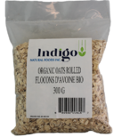 Indigo Natural Foods Organic Large Flakes Rolled Oats