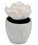 Ellia Lotus Leaf Porcelain Aroma Diffuser