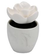 Diffuseur d'arômes en porcelaine Ellia Lotus Leaf