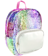 Fashion Angels Magic Sequin Mini Backpack Pastel Gradient