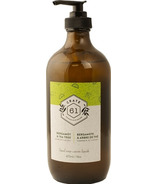 Crate 61 Organics Bergamot Tea Tree Liquid Soap