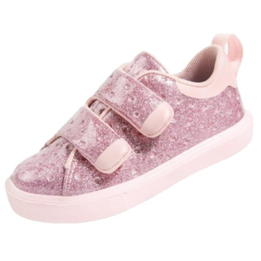 Native Kid\'s Monaco Pink Glitter & Cold Pink