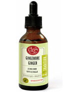 Clef des Champ Ginger Organic Tincture
