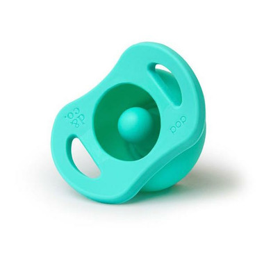 Doddle & Co. The Pop In Teal Life Pacifier