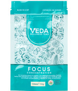 Veda Wellness Teas Focus