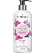 ATTITUDE Super Leaves Natural Hand Soap White Tea Leaves
