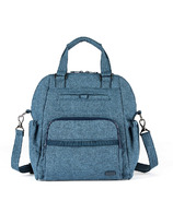 Lug Canter Convertible Tote Heather Navy