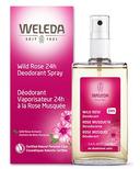 Weleda Wild Rose 24 Hour Deoderant Spray