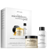 Microdermabrasion à domicile avec peptides et vitamineC The Microdelivery de Philosophy