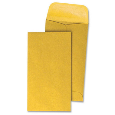 Business Source Little Coin Envelopes