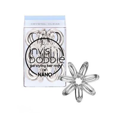 invisibobble NANO Crystal Clear