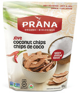 PRANA Organic Jive Spiced Chili Coconut Chips