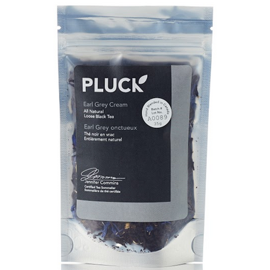 Pluck Tea Earl Grey Cream
