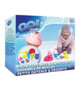 Go! Zone Snow Cupcakes & Sweets Set