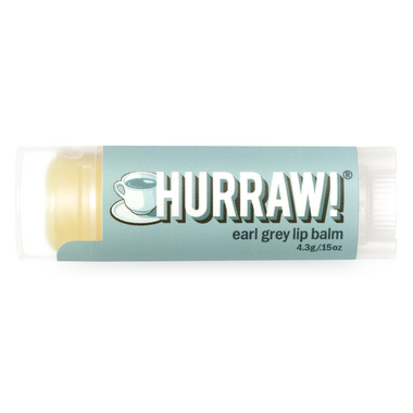 Hurraw Balm Earl Grey Lip Balm