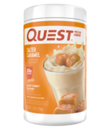 Quest Nutrition Protein Powder Salted Caramel