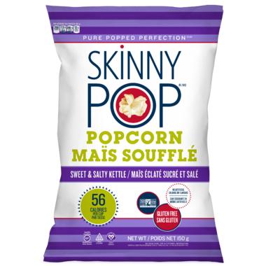 Skinny Pop Popcorn Sweet & Salty Kettle Corn