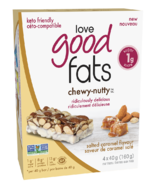 Love Good Fats Chewy Nutty Salted Caramel